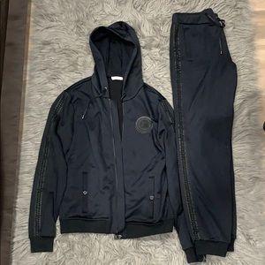 Men's Versace Collection TrackSuit 100% Authentic